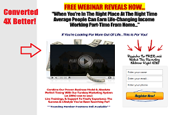 MLM-Training-Lead-Capture-Pages
