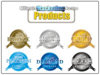 millionaire marketing machine products
